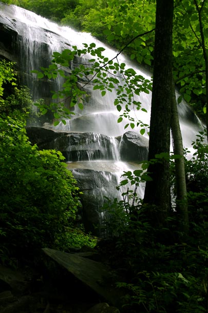 Daniel Ridge Waterfall