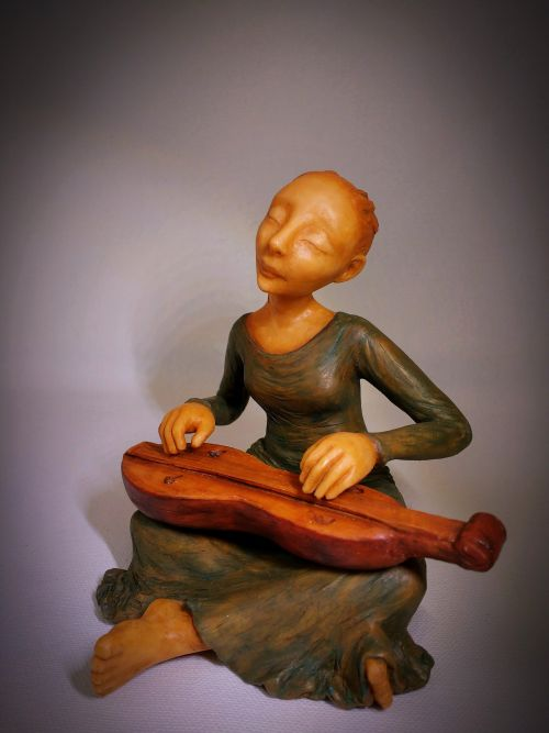 Dulcimer Girl