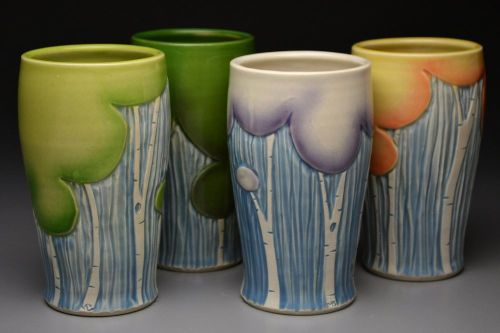 Four Seasons Tumblers