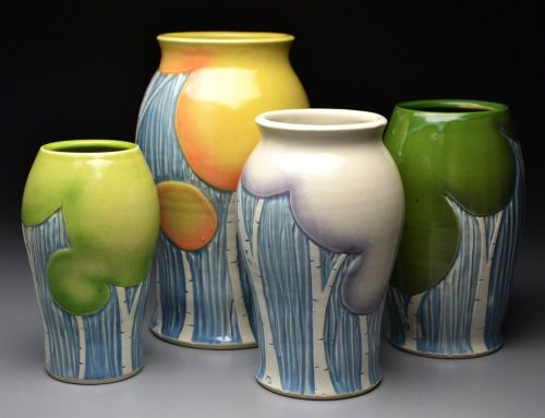 Four Season Vases