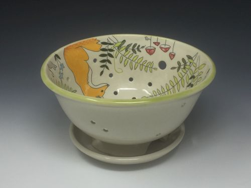 Fox Berry Bowl