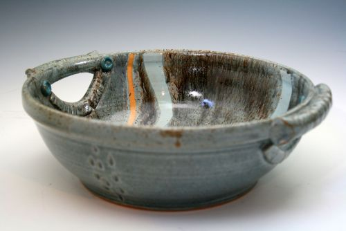 Handled Bowl