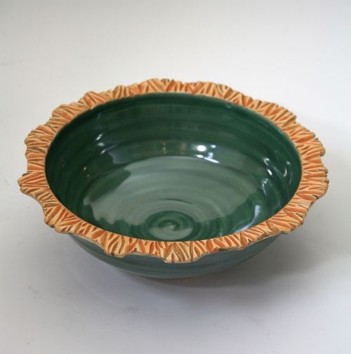 Small Sunburst Bowl