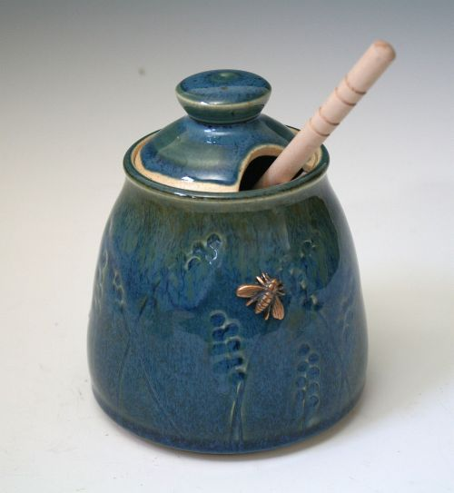 Honey Pot Blue