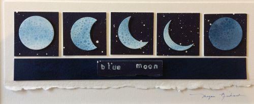 Moonshine 11 x 22 Framed