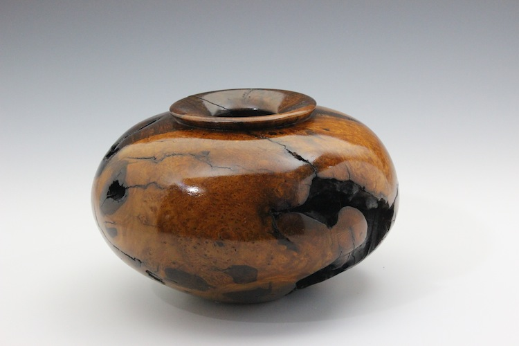 Juniper Burl Small Vase approximately $90-$120