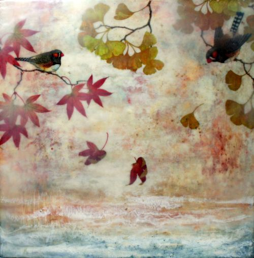 Leaves Will Fall 12 x 12